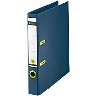 LEITZ® ordner recycle, A4, 100% recycleerbaar, rugbreedte 50 mm, donkerblauw, 1 stuk