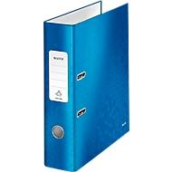 LEITZ® Ordner WOW 1005, DIN A4, Rückenbreite 80 mm, blau
