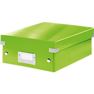 LEITZ® organisatiebox Click + Store, klein, groen