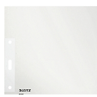 LEITZ® Papier tabbladen, voor hangmappen, réf. 6095, A-Z, 20 delig, per set