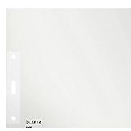LEITZ® papieren indexbladen, A4, voor hangordners, letters A-Z (20 bladen), nr. 6095