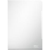 LEITZ®  pochettes coin A4  Premium 4153, tranparentes, 100 pièces