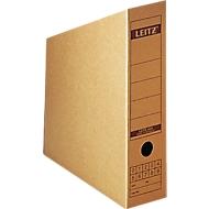LEITZ® Premium tijdschriftenhouder 6083, A4, rug van 80 mm, bovenaan open, 10 stuks