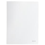 LEITZ® presentatiemap Style, voor A4-formaat, 40 zichtmappen, arctic wit