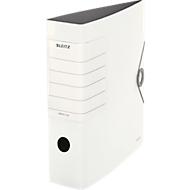 LEITZ® Qualitätsordner SOLID, DIN A4, Rückenbreite 82 mm, weiß