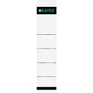 LEITZ® Rückenschild, Rückenbreite 50 mm, selbstklebend, 10 Stück, grau