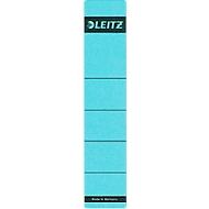 LEITZ® Rugetiketten, voor ordner met een rugbreedte van 50 mm , zelfklevend, 10 stuks, blauw
