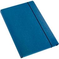 LEITZ® Sammelmappe, DIN A4, Gummizugverschluss, Hartpappe, blau