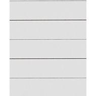 LEITZ® scheidingsbladen A4 1652, gebruik naar eigen inzicht, 25 stuks, geel