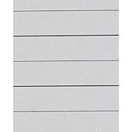 LEITZ® scheidingsbladen A4 1652, gebruik naar eigen inzicht, 25 stuks, lichtblauw
