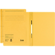 LEITZ® Schnellhefter Rapid, DIN A4, Karton, gelb