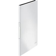 LEITZ Sichtbuch Solid, für DIN A4, 20 Hüllen, weiß