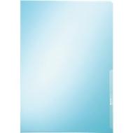 LEITZ® Sichthülle Premium 4100, DIN A4, glatt, 100 Stück, blau