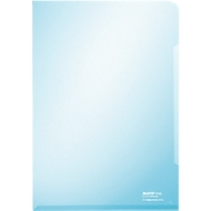 LEITZ® Sichthülle Premium 4153, DIN A4, glatt, 100 Stück, blau