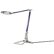 LEITZ® Style Smart ledbureaulamp, titaniumblauw