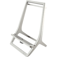 LEITZ® Style tablet-standaard, zilver