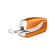 LEITZ® WOW Elektrisches Heftgerät, metallic-orange