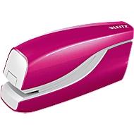 LEITZ® WOW Elektrisches Heftgerät, metallic-pink