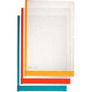 LEITZ® zichtmap Desk Free, generfd, 6 stuks