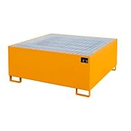 Lekbak AW 1000-1, oranje RAL 2000