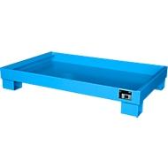 Lekbak AW60-3 blauw RAL5012