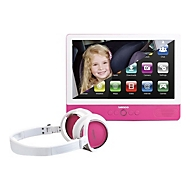 Lenco TDV-901 - DVD-Player / LCD-Monitor - Anzeige 22.9 cm (9