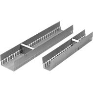Lengteverdeling voor schuifladen, B 118 mm