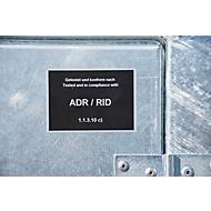 Leuchtstoffröhrenbox BAUER SL-D 150, Stahlblech, unterfahrbar, abschließbar, Tür/Deckel verzinkt, B 1700 x T 770 x H 975 mm, grau