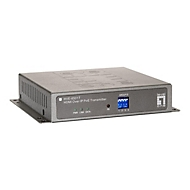 LevelOne HVE-6501T HDMI over IP PoE Transmitter - Video Extender - 100Mb LAN, GigE