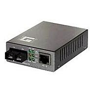 LevelOne Procon FVT-0104TXFC - Medienkonverter - 10Mb LAN, 100Mb LAN