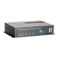 LevelOne VDS-0120 - Kurzstreckenmodem - 10Mb LAN, 100Mb LAN, Ethernet over VDSL