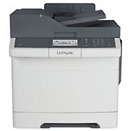 Lexmark Farblaserdrucker CX417de, 4-in-1-Gerät, 30 Seiten pro Minute