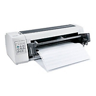 Lexmark Forms Printer 2580n+ - Drucker - monochrom - Punktmatrix