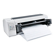 Lexmark Forms Printer 2581n+ - Drucker - monochrom - Punktmatrix