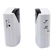 Lichtbarrière met deurbel Olympia IR 200, alarm, deurgong & infrarood-technologie