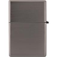 Lichtbogenfeuerzeug Metmaxx® FuturePocketFire, 210-mAh-Akku, inkl. USB-Ladekabel, titansilber, + Werbeanbringung