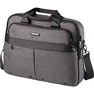 LIGHTPAK® schoudertas voor laptop WOOKIE, voor 17