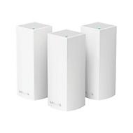 Linksys VELOP Whole Home Mesh Wi-Fi System WHW0303 - WLAN-System - Bluetooth 4.0, 802.11b/g/n/ac - Desktop