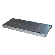 Lochblech-Rost für Kleingebindewanne für Typ KGW, 940 x 370 x 60 mm
