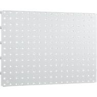 Lochplatte, 660 x 480 mm, grau