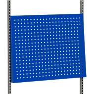 Lochplatte, schräg, 750 x 896 mm