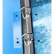 Lochverstärker-Streifen, transparent, 50 St.