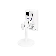 LogiLink Fast Ethernet IP HD-Kamera with White LED - Netzwerk-Überwachungskamera