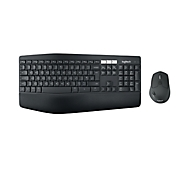 Logitech Kabelloses Tastatur-Maus-Set MK850 PERFORMANCE Bluetooth, 2.4 GHz