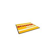Logomat Classic Floormat, 600 x 850 mm, zwart