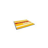 Logomatte Classic Floormat, 600 x 850 mm, mittelblau