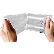 Luchtkussenfolie, dubbel luchtkussen, 400 x 150 mm x 200 m