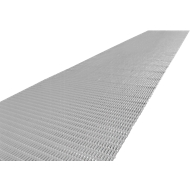 Luftpolstermatte, 10 m Rolle, 800 mm breit, grau
