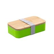 Lunchbox Green, Grün, Auswahl Werbeanbringung optional