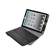 LUXA2 SlimBT Bluetooth Keyboard Stand Case - Tastatur und Foliohülle - Schwarz